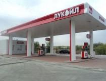 Комплексное оформление АЗС Лукойл, Самарская обл.