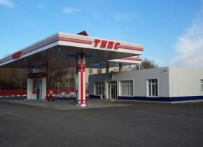 Общий вид АЗС ТНПС на ул. Новозаводская, г. Тольятти, фото 1