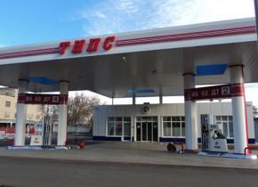 Общий вид АЗС ТНПС на ул. Новозаводская, г. Тольятти, фото 2